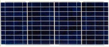 Ηλιακό κύτταρο και ανανεώσιμη ενέργεια Στοκ φωτογραφίες με δικαίωμα ελεύθερης χρήσης
