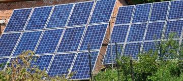 Ηλιακό πλαίσιο πλησίον Στοκ εικόνες με δικαίωμα ελεύθερης χρήσης