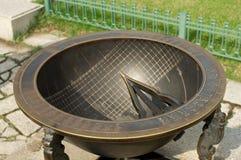 Ηλιακό ρολόι στο παλάτι Deoksugung στη Σεούλ Στοκ φωτογραφίες με δικαίωμα ελεύθερης χρήσης