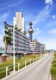 Η διασημότερη θέρμανση περιοχής στη Βιέννη, Αυστρία στοκ φωτογραφία