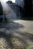 Ηλιαχτίδα στο θερινό παλάτι Ihlamur Στοκ φωτογραφία με δικαίωμα ελεύθερης χρήσης