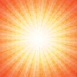 ηλιαχτίδα Στοκ εικόνα με δικαίωμα ελεύθερης χρήσης