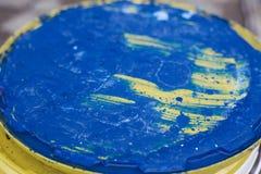 Η διαδικασία τα γκράφιτι Στοκ φωτογραφίες με δικαίωμα ελεύθερης χρήσης