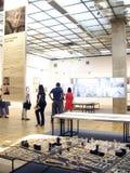 19η διεθνής έκθεση της αρχιτεκτονικής και του σχεδίου Στοκ Εικόνα