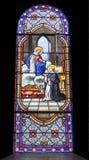 Η ιερά Mary και παιδί Ιησούς Στοκ Εικόνα
