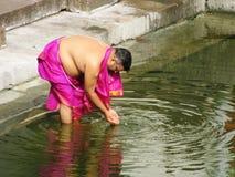 Η ιερή πόλη Udupi ναών στοκ εικόνα με δικαίωμα ελεύθερης χρήσης