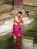 Η ιερή πόλη Udupi ναών στοκ φωτογραφία με δικαίωμα ελεύθερης χρήσης