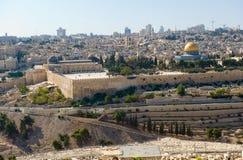 η Ιερουσαλήμ επικολλά τ Στοκ εικόνα με δικαίωμα ελεύθερης χρήσης