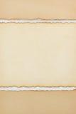 Ηλικίας έγγραφο για το λευκό Στοκ εικόνα με δικαίωμα ελεύθερης χρήσης