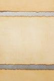Ηλικίας έγγραφο περγαμηνής Στοκ Εικόνες