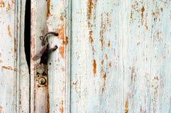 ηλικίας πόρτα Στοκ Εικόνες