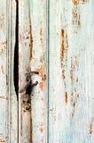 ηλικίας πόρτα Στοκ Εικόνα