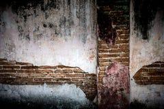 Ηλικίας υπόβαθρο τοίχων οδών Στοκ φωτογραφίες με δικαίωμα ελεύθερης χρήσης