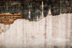 Ηλικίας υπόβαθρο τοίχων οδών Στοκ Φωτογραφίες