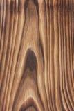 Ηλικίας φυσική καφετιά ξύλινη σύσταση Στοκ εικόνα με δικαίωμα ελεύθερης χρήσης