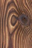 Ηλικίας φυσική καφετιά ξύλινη σύσταση Στοκ Φωτογραφίες