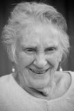 ηλικιωμένη κυρία Στοκ φωτογραφίες με δικαίωμα ελεύθερης χρήσης