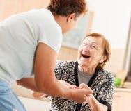 Ηλικιωμένοι άνθρωποι στοκ φωτογραφίες με δικαίωμα ελεύθερης χρήσης