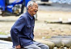 Ηλικιωμένος άνθρωπος Στοκ Φωτογραφία