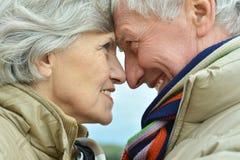 ηλικιωμένος ευτυχής ζε&u Στοκ φωτογραφίες με δικαίωμα ελεύθερης χρήσης
