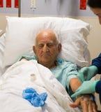 Ηλικιωμένο άτομο Στοκ Φωτογραφίες
