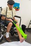 Ηλικιωμένο άτομο Στοκ Εικόνες