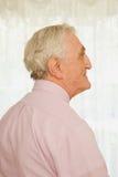 ηλικιωμένο πορτρέτο ατόμων Στοκ Εικόνα