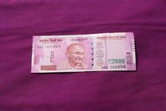 Η Ινδία έχει απαγορεύσει την παλαιά σημείωση 500 και 1000 ρουπίων Στοκ φωτογραφίες με δικαίωμα ελεύθερης χρήσης