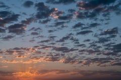 ηλιοβασίλεμα ανατολής &s Στοκ φωτογραφία με δικαίωμα ελεύθερης χρήσης
