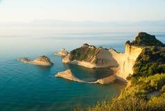 ηλιοβασίλεμα νησιών της &Epsi στοκ φωτογραφίες με δικαίωμα ελεύθερης χρήσης