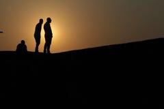 Ηλιοβασίλεμα της Κολομβίας στοκ φωτογραφία με δικαίωμα ελεύθερης χρήσης
