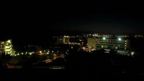 Ηλιοβασίλεμα της Κύπρου Ayia NAPA Timelapse φιλμ μικρού μήκους