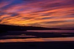Ηλιοβασίλεμα 04 Στοκ εικόνες με δικαίωμα ελεύθερης χρήσης