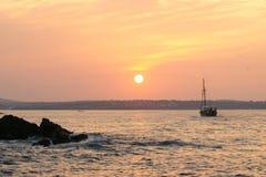 Ηλιοβασίλεμα - 3 Στοκ φωτογραφία με δικαίωμα ελεύθερης χρήσης