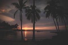 ηλιοβασίλεμα 5 Στοκ Εικόνες