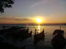 Ηλιοβασίλεμα στοκ φωτογραφία