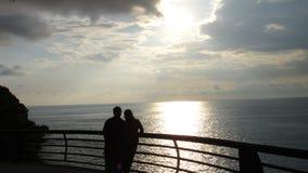 Ηλιοβασίλεμα Acapulco Στοκ φωτογραφία με δικαίωμα ελεύθερης χρήσης