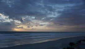Ηλιοβασίλεμα Daytona την άνοιξη στοκ φωτογραφίες με δικαίωμα ελεύθερης χρήσης