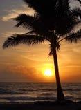 Ηλιοβασίλεμα Phuket Στοκ εικόνες με δικαίωμα ελεύθερης χρήσης