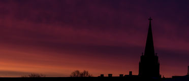Ηλιοβασίλεμα S στοκ φωτογραφία με δικαίωμα ελεύθερης χρήσης