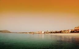 Ηλιοβασίλεμα SAN Giovanni Στοκ Εικόνες