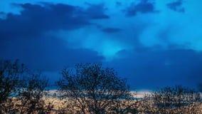 Ηλιοβασίλεμα Timelapse φιλμ μικρού μήκους
