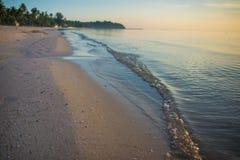 Ηλιοφάνεια θάλασσας Στοκ Φωτογραφίες