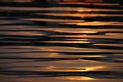Ηλιοφάνεια στον ποταμό Στοκ εικόνα με δικαίωμα ελεύθερης χρήσης