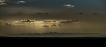 Ηλιοφάνεια στοκ φωτογραφίες