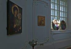 Ηλιοφώτιστος αρχάγγελος Στοκ Εικόνα