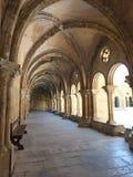 Ηλιοφώτιστο μοναστήρι της Κοΐμπρα Στοκ φωτογραφίες με δικαίωμα ελεύθερης χρήσης