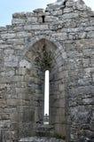 Η Ιρλανδία καταστρέφει το παράθυρο και το σταυρό 1 Στοκ Φωτογραφίες