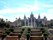 Η Ισπανία Βαρκελώνη Στοκ εικόνες με δικαίωμα ελεύθερης χρήσης
