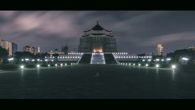 Η ιστορική αναμνηστική αίθουσα Chiang Kai -Kai-shek στοκ φωτογραφίες